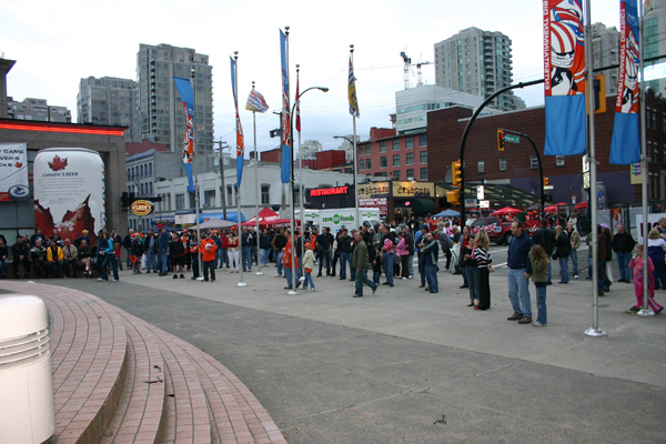 BC Lions Street Party